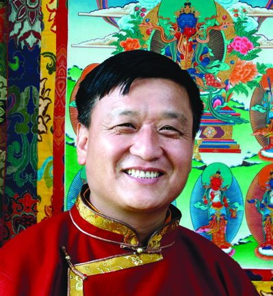 Geshe Tenzin Wangyal Rinpoche, Bon