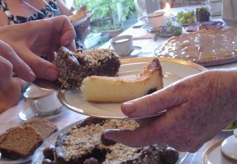Torta do Klaus para Oma