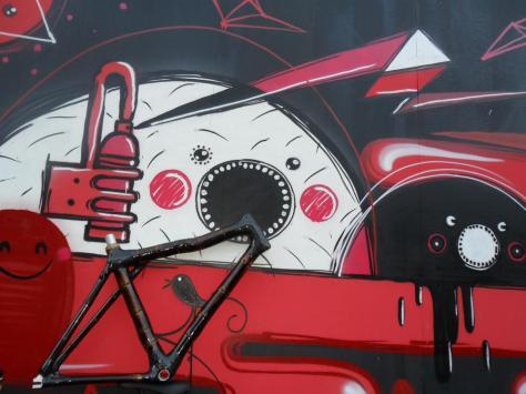 excêntrico grafitti-dimi
