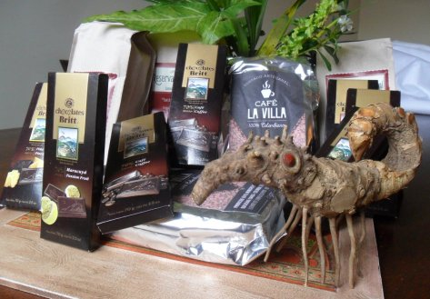 49 Chocolate, Café e Bicho do Bosque Mágico