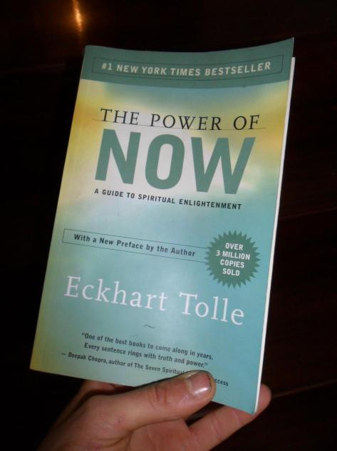 o poder do agora, eckhart tolle