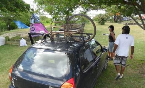 bike carro