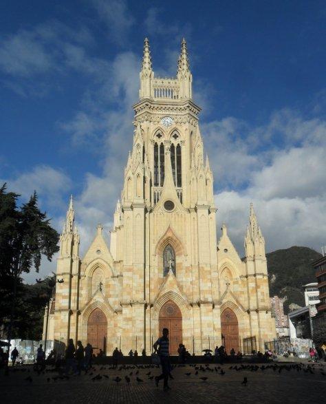4 igreja Bogotá histórica