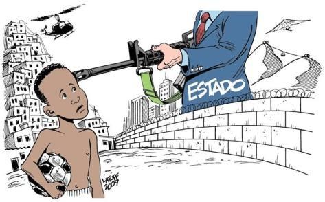 Tirinha do Latuff