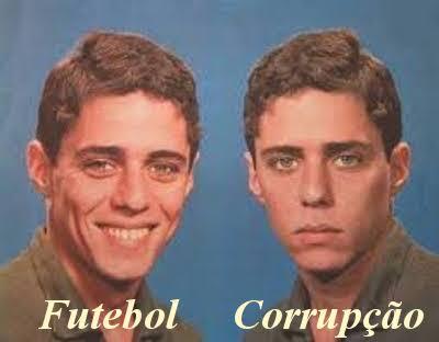 Futebol, :D Corrupção, :